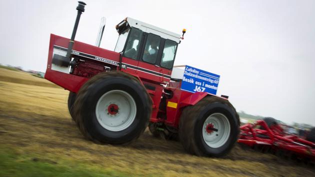 gamle traktorer