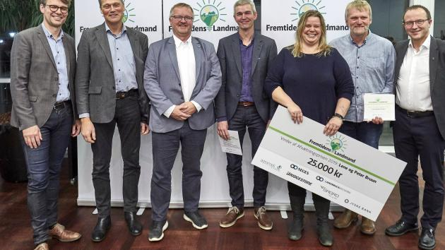 Fremtidens Landmænd kåres på AgroWeb