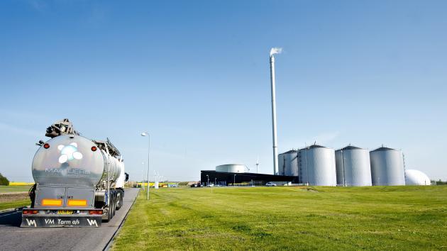 bioethanol i stedet for benzin