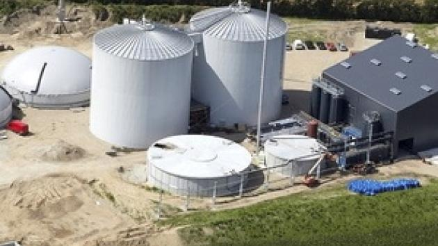 Horsens Bioenergi er netop indviet.