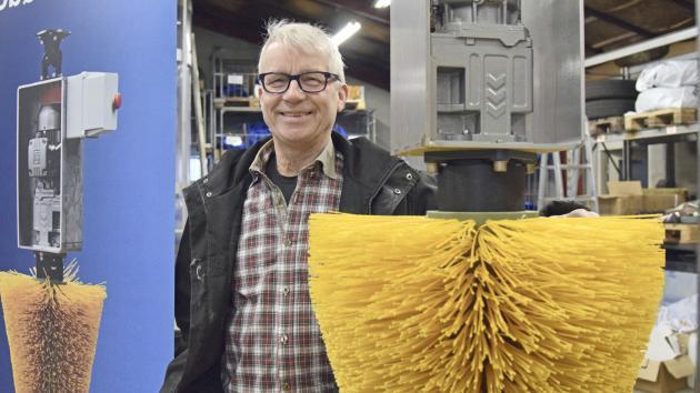 Efter retssag: Opfinder indgår storaftale om salg af kobørster   LandbrugsAvisen