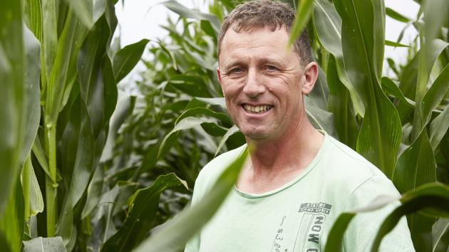 Gunnar Forum er ikke i tvivl om at den høje fordøjelighed af majssorten Sunlite bidrager væsentligt til en højere mælkeydelse