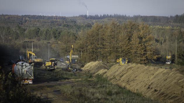 Danske Vandværker kritiserer nedgravning af mink for tæt...