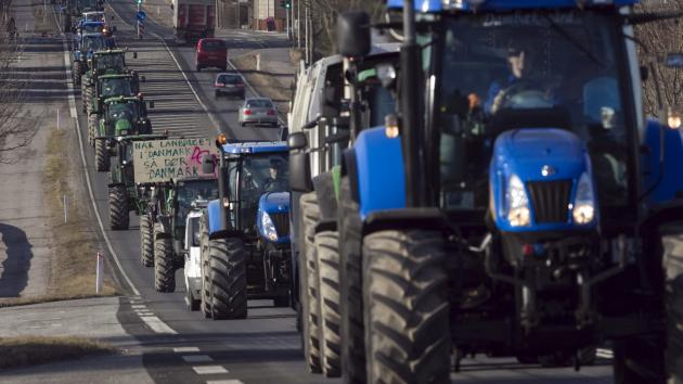 traktordemonstration