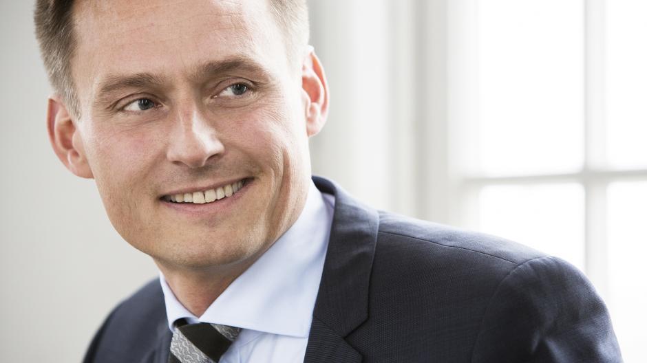Claus Fertin ny direktør i Danbred