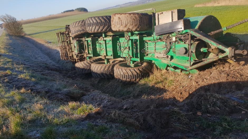 traktorulykker