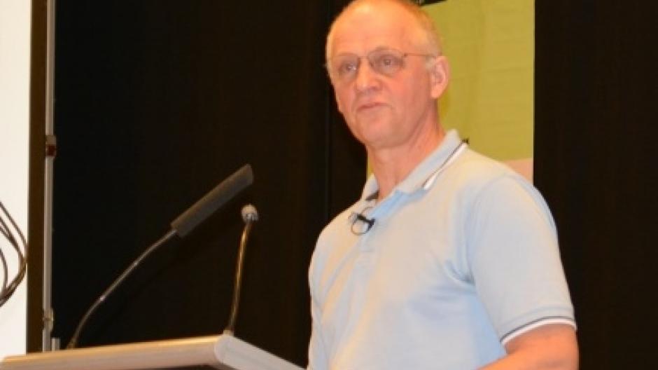 Mads Helms, næstformand i Økologisk Landsforening