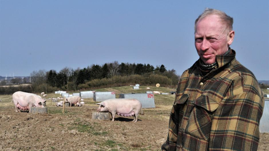Hans Erik Jørgensen økologi øko økologiformand landbrug fødevarer kvælstof miljø regeringen krav kvælstofkrav ambitioner