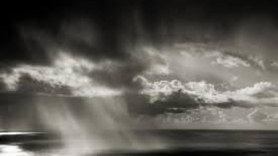 skyer regn vintervejr