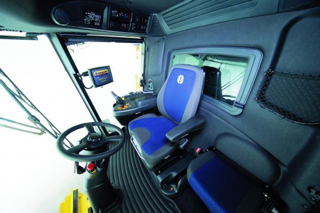 New Holland CH7.70 Crossover mejetærsker