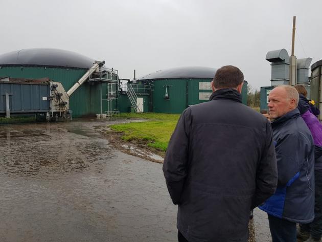 biogas fødevareminister mogens jensen jens krogh økologisk landsforening
