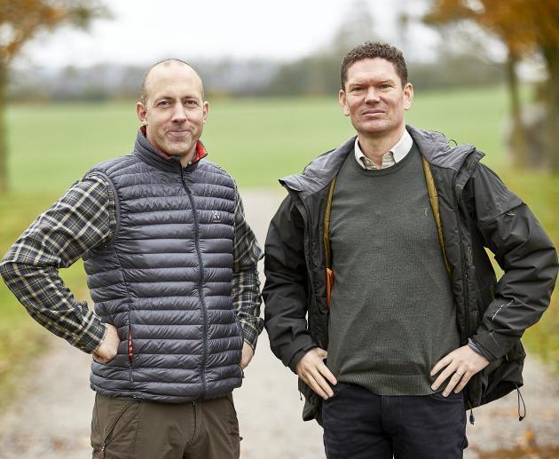 Sponsoreret Landbrug & Fødevarer, Brian og Nikolaj