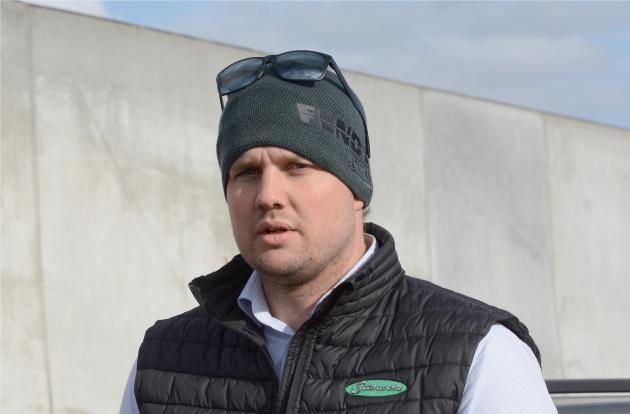 Produktchef Niels Haubjerg, Samson Agro