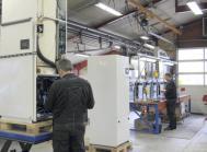Firmaet startede i 1979 med staldvarme og mælkekøling.