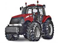 Case IH formåede at erobre førstepladsen fra New Holland. De solgte 26 traktorer i september måned.