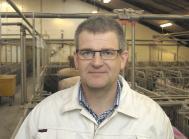 Henrik Mortensen, formand for Danske Svineproducenter