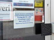 hjallerup maskinforretning støvring lukket