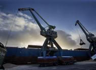 Dlg eksport, fragtskib