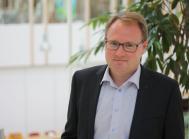 Uffe Bertelsen, direktør for LandboNord