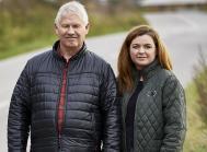 Sponsoreret Landbrug & Fødevarer: Charlotte og Anders