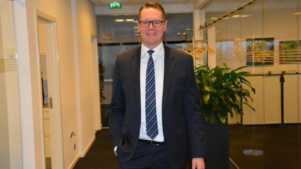 Henning Haahr, koncernchef i Danish Agro.