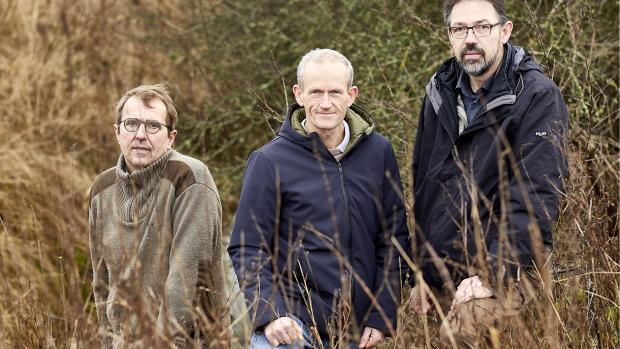 Sponsoreret Landbrug & Fødevarer: Anders, Erik og Erik