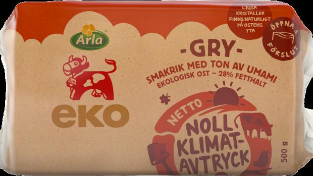 Arla klimaost Sverige