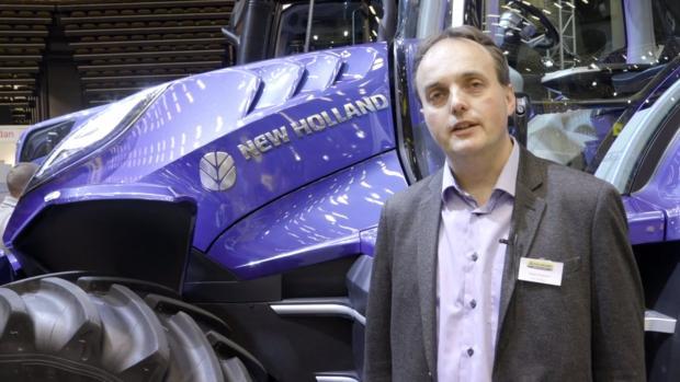 traktor new holland biogas alternativt brændstof