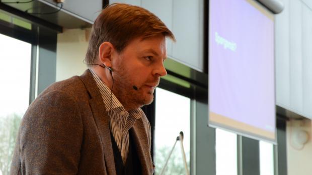 kurator Søren Christensen Volder