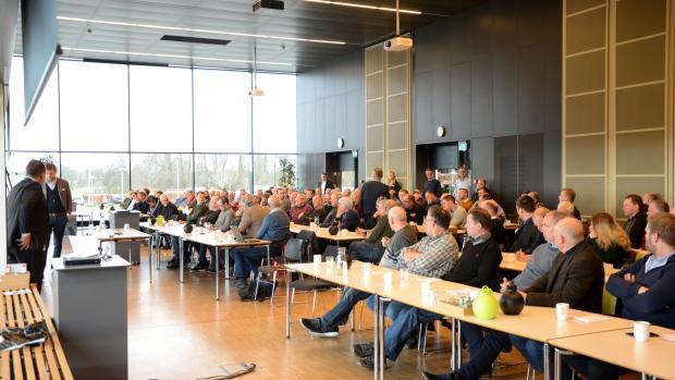 informationsmøde om BMG's konkurs Sorø