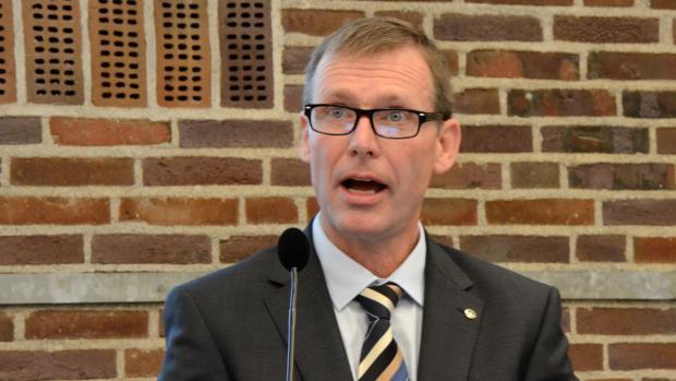 DLF Generalforsamling 2020 Christian Høegh-Andersen
