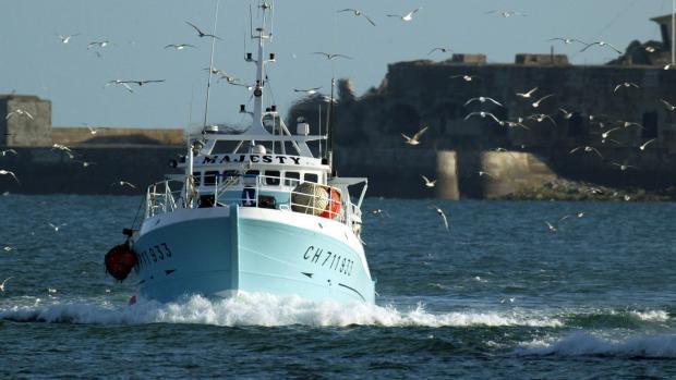 fiskeri fiskebåd