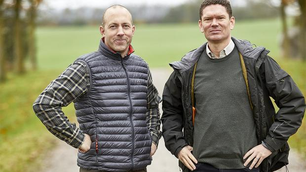 Sponsoreret Landbrug & Fødevarer: Brian og Nikolaj
