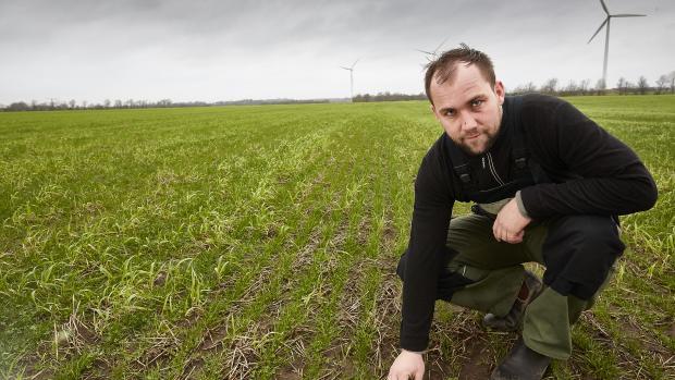 mælkeproducent Gregers Kristensen