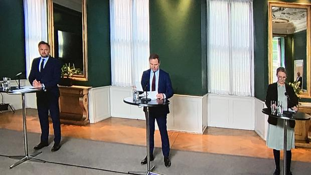 Finansminister Nicolaj Vammen (S) præsenterer onsdag regeringens nye klimaudspil.