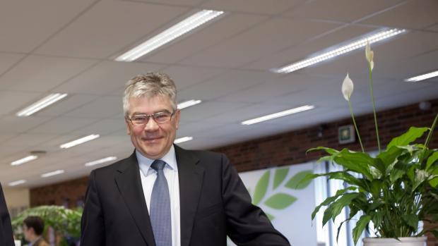 Jørgen H. Mikkelsen, bestyrelsesformand Danish Agro