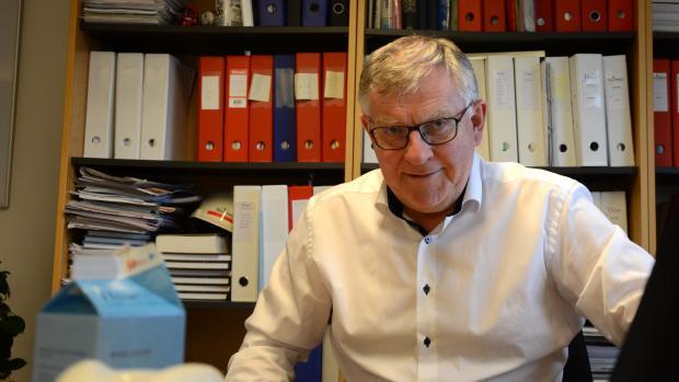 Poul Pedersen Thise mejeri
