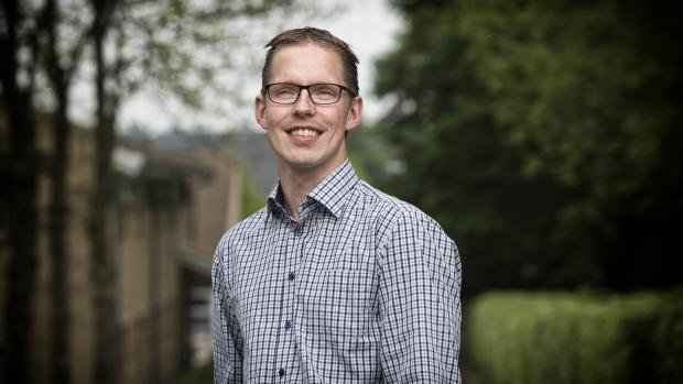 Svend Nygaard, formand LandboUngdom