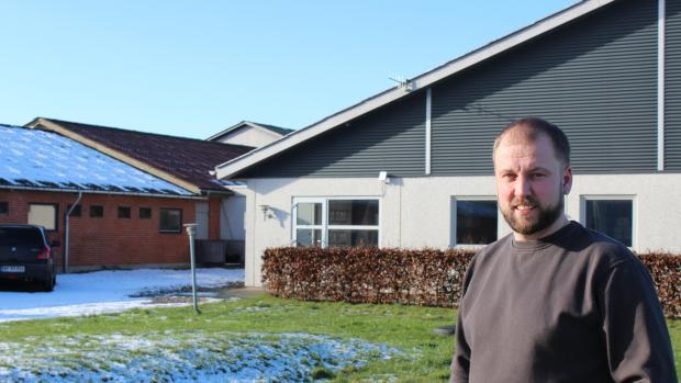 ulrik volsgaard danske svineproducenter